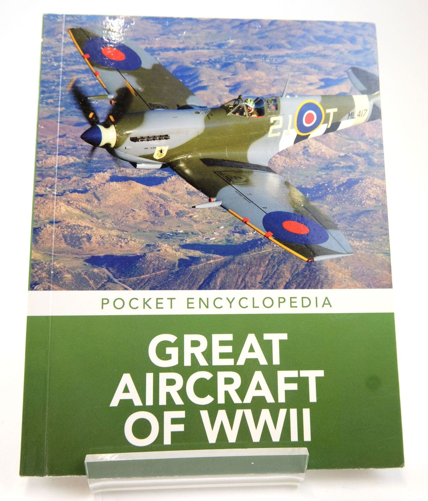 Photo of GREAT AIRCRAFT OF WWII published by Abbeydale Press (STOCK CODE: 1820198)  for sale by Stella & Rose's Books
