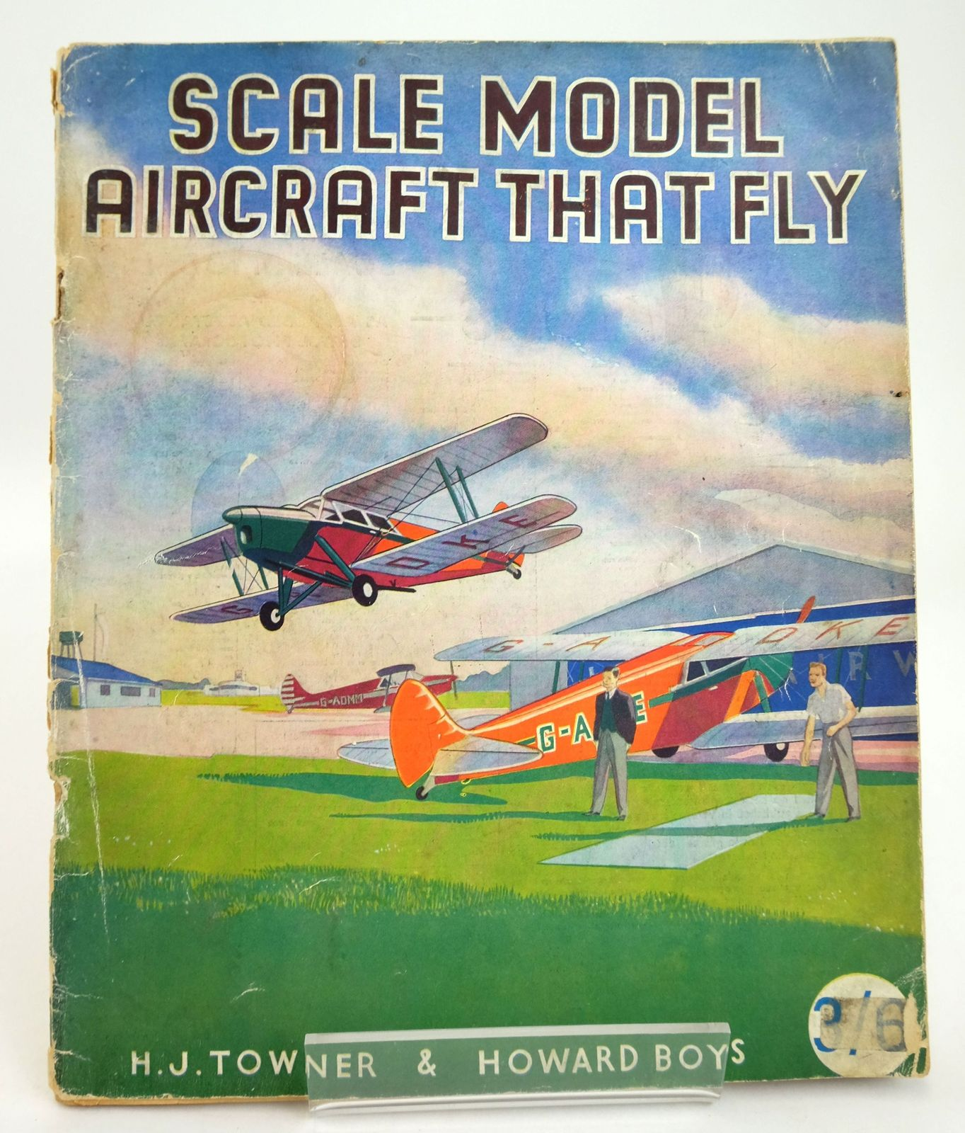 Photo of SCALE MODEL AIRCRAFT THAT FLY- Stock Number: 1820208
