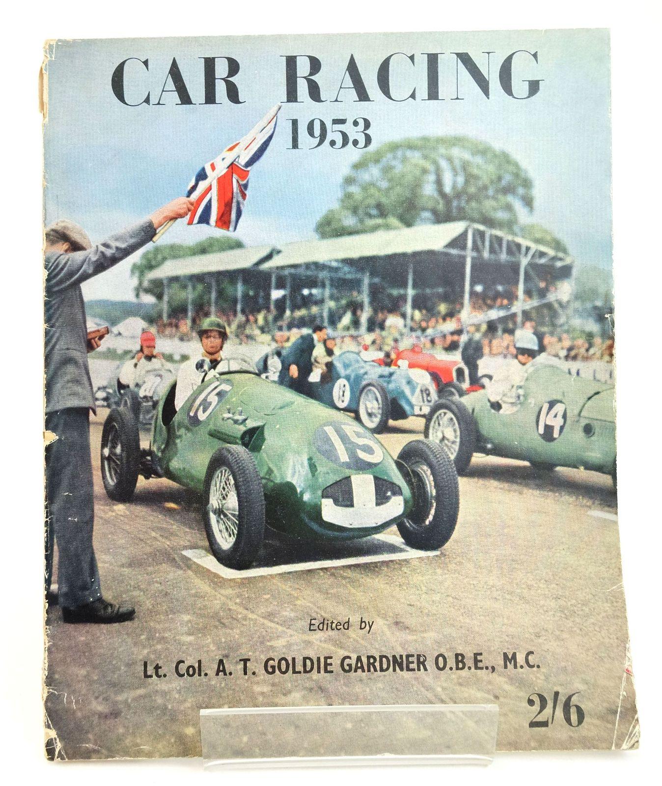 Photo of CAR RACING 1953- Stock Number: 1820211