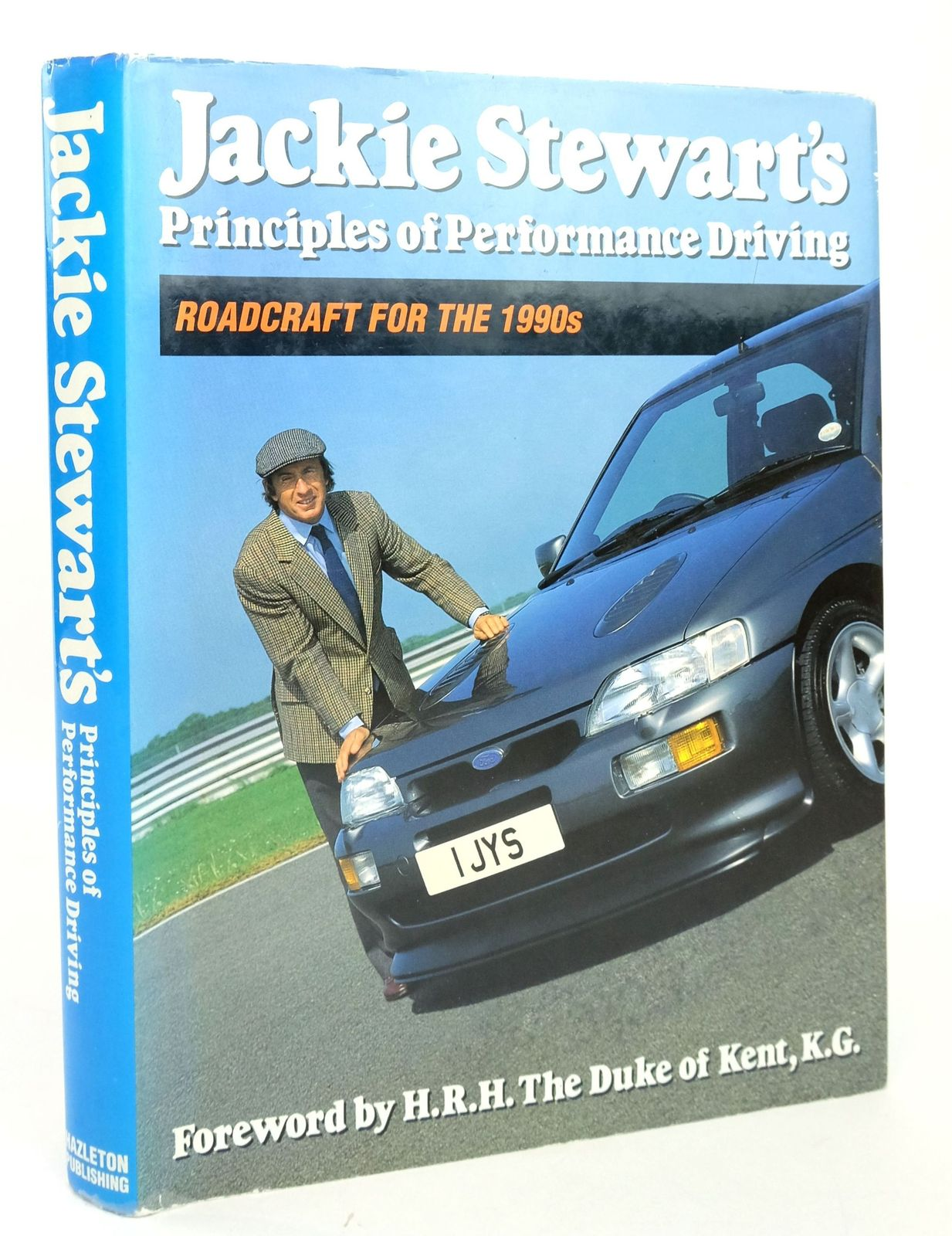Photo of JACKIE STEWART'S PRINCIPLES OF PERFORMANCE DRIVING- Stock Number: 1820216