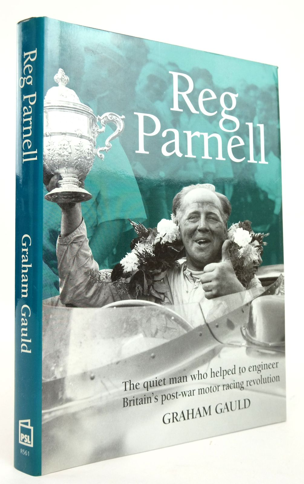 Photo of REG PARNELL written by Gauld, Graham published by Patrick Stephens Limited (STOCK CODE: 1820217)  for sale by Stella & Rose's Books