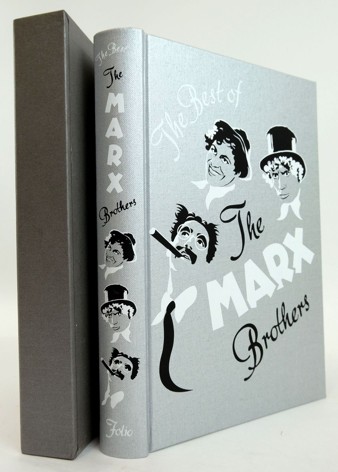 Photo of THE BEST OF THE MARX BROTHERS published by Folio Society (STOCK CODE: 1820236)  for sale by Stella & Rose's Books
