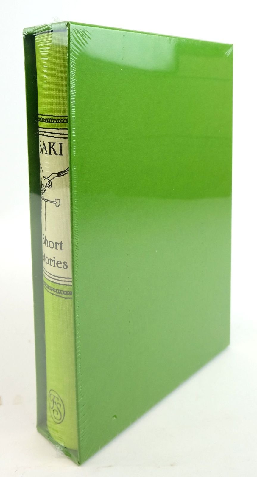 Photo of SHORT STORIES written by Saki, illustrated by Lancaster, Osbert published by Folio Society (STOCK CODE: 1820244)  for sale by Stella & Rose's Books