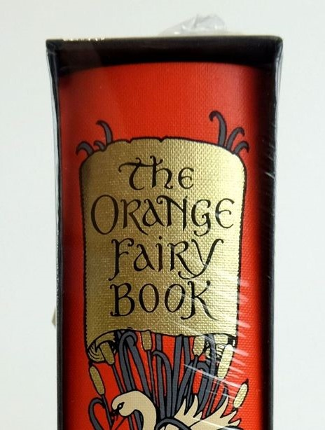 Photo of THE ORANGE FAIRY BOOK written by Lang, Andrew illustrated by Tomic, Tomislav published by Folio Society (STOCK CODE: 1820248)  for sale by Stella & Rose's Books
