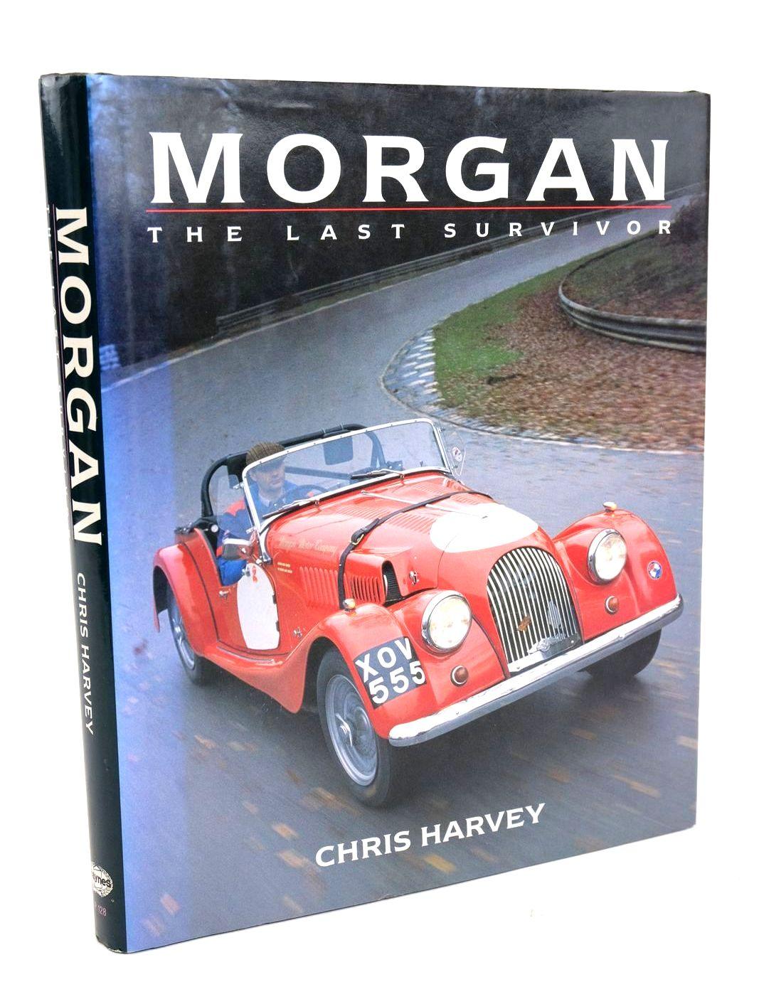 Photo of MORGAN: THE LAST SURVIVOR- Stock Number: 1820259