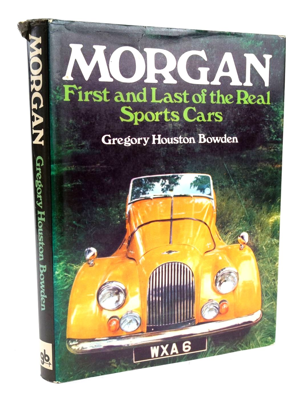 Photo of MORGAN: FIRST AND LAST OF THE REAL SPORTS CARS- Stock Number: 1820260