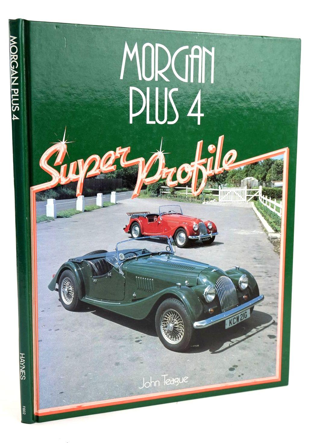 Photo of MORGAN PLUS 4 (SUPER PROFILE)- Stock Number: 1820262