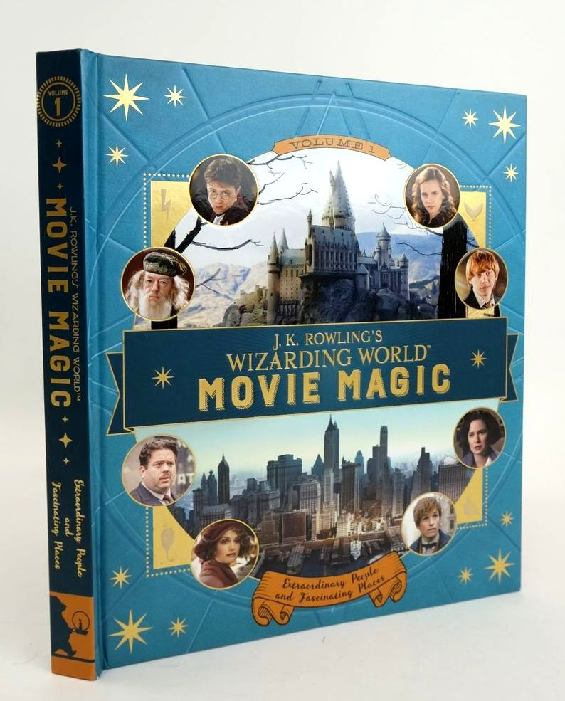 Photo of J.K. ROWLING'S WIZARDING WORLD: MOVIE MAGIC VOLUME 1 EXTRAORDINARY PEOPLE AND FASCINATING PLACES- Stock Number: 1820267