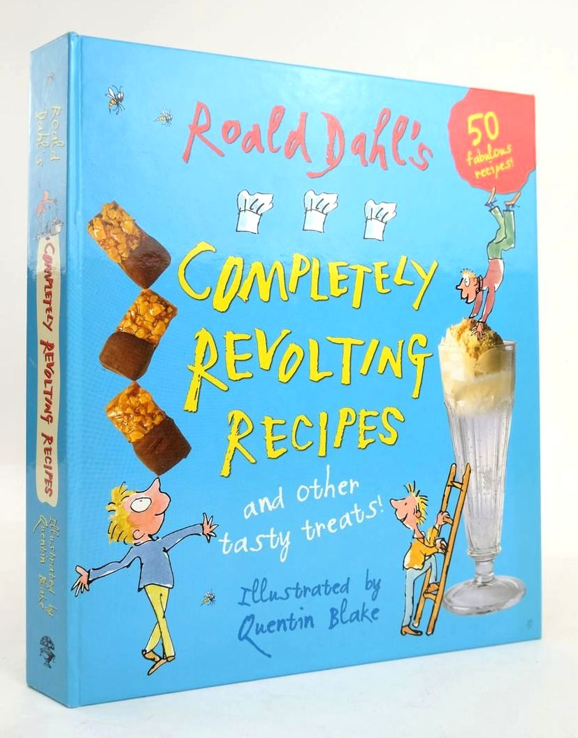 Photo of ROALD DAHL'S COMPLETELY REVOLTING RECIPES written by Fison, Josie