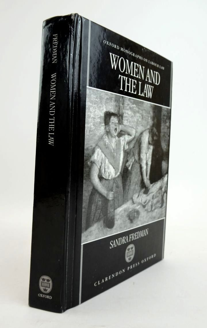 Photo of WOMEN AND THE LAW (OXFORD MONOGRAPHS ON LABOUR LAW) written by Fredman, Sandra published by Clarendon Press (STOCK CODE: 1820283)  for sale by Stella & Rose's Books