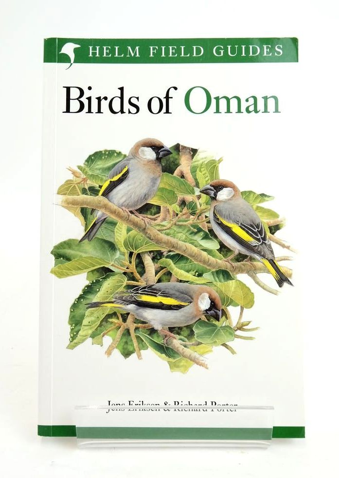 Photo of BIRDS OF OMAN (HELM FIELD GUIDES)- Stock Number: 1820288