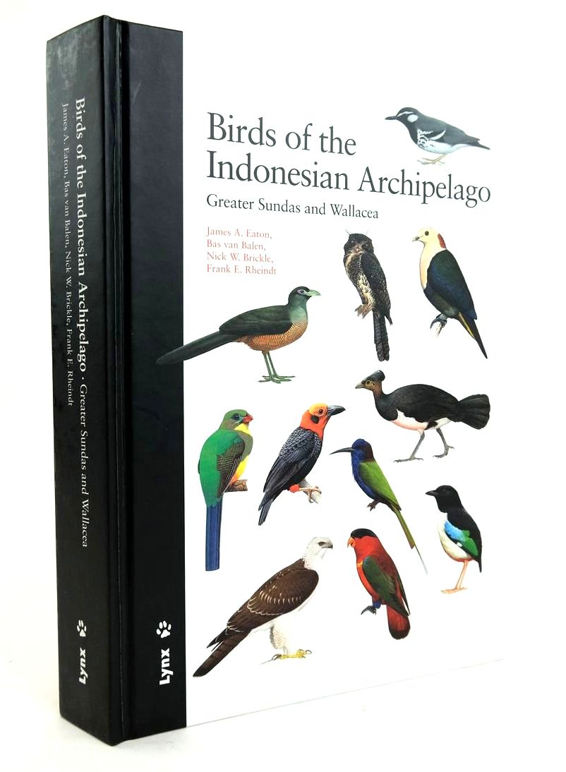Photo of BIRDS OF THE INDONESIAN ARCHIPELAGO: GREATER SUNDAS AND WALLACEA- Stock Number: 1820290