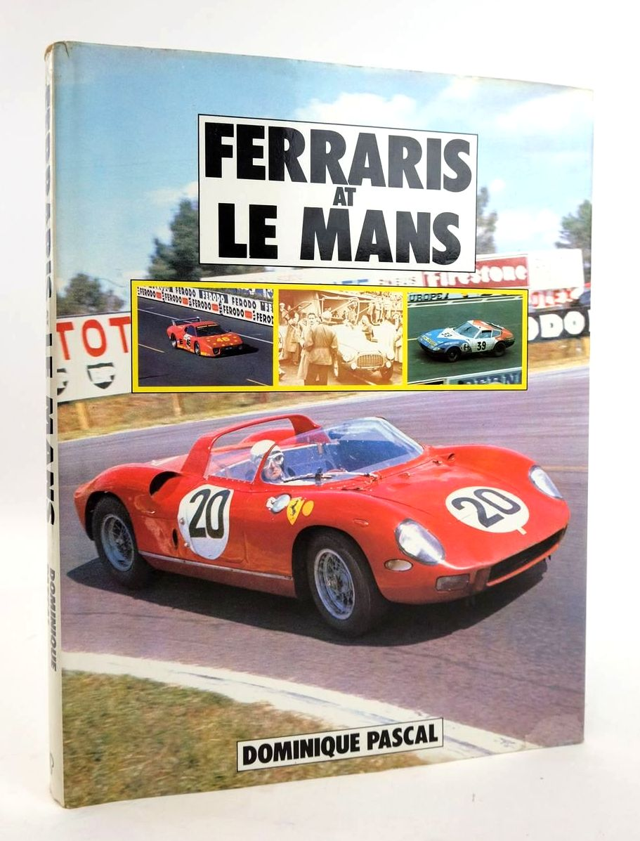 Photo of FERRARIS AT LE MANS- Stock Number: 1820300