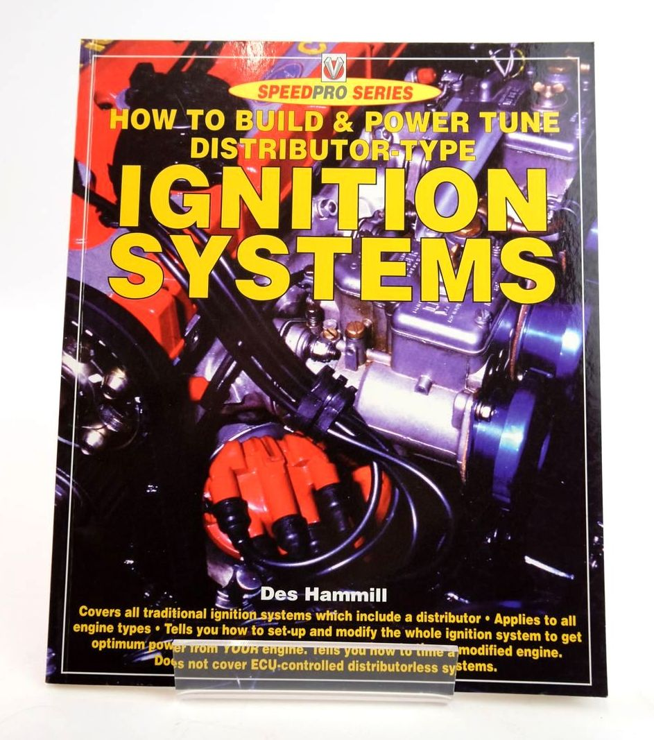 Photo of HOW TO BUILD & POWER TUNE DISTRIBUTOR-TYPE IGNITION SYSTEMS (SPEEDPRO SERIES)- Stock Number: 1820303
