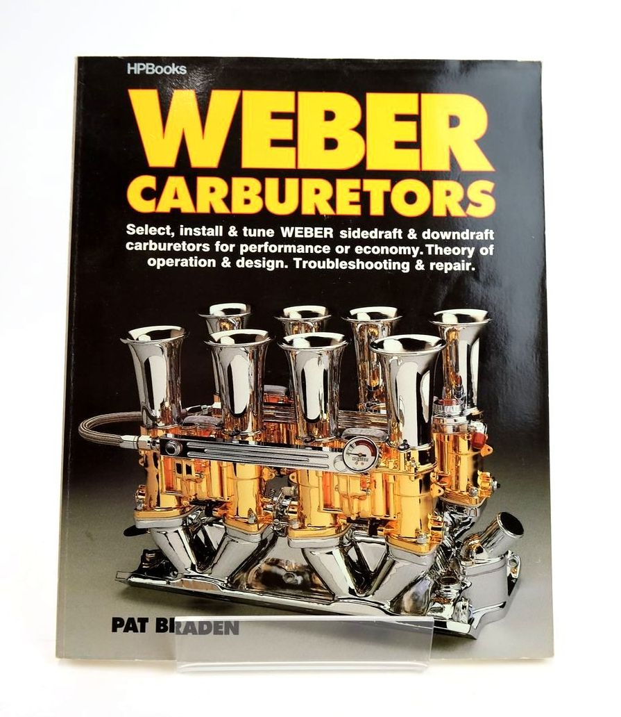 Photo of WEBER CARBURETORS- Stock Number: 1820307