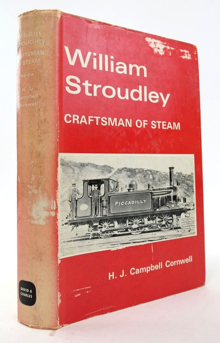 Photo of WILLIAM STROUDLEY CRAFTSMAN OF STEAM- Stock Number: 1820325