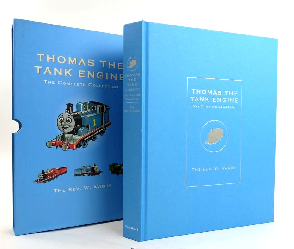 Photo of THOMAS THE TANK ENGINE: THE COMPLETE COLLECTION- Stock Number: 1820345