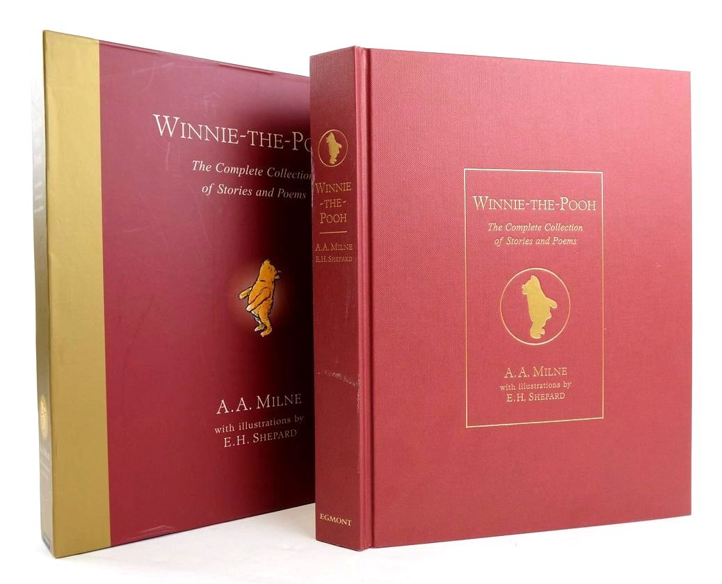 Photo of WINNIE-THE-POOH: THE COMPLETE COLLECTION OF STORIES AND POEMS- Stock Number: 1820346