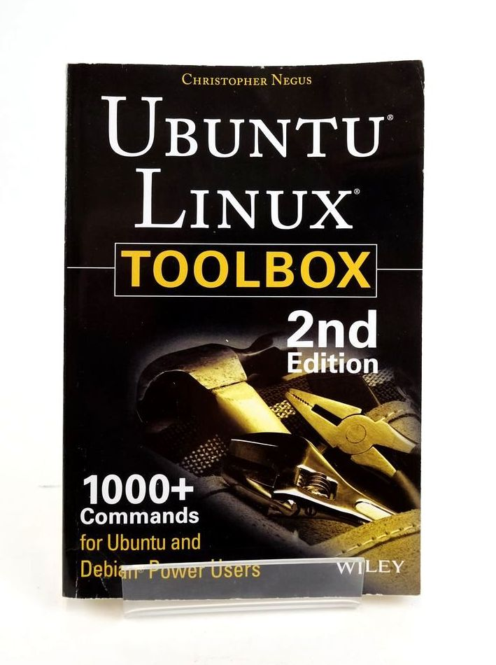 Photo of UBUNTU LINUX TOOLBOX written by Negus, Christopher published by Wiley (STOCK CODE: 1820362)  for sale by Stella & Rose's Books