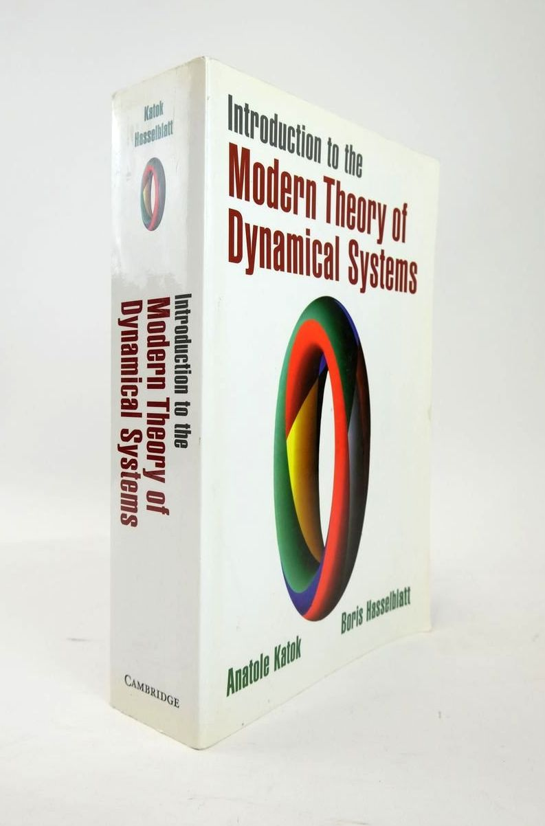 Photo of INTRODUCTION TO THE MODERN THEORY OF DYNAMICAL SYSTEMS written by Katok, Anatole Hasselblatt, Boris published by Cambridge University Press (STOCK CODE: 1820368)  for sale by Stella & Rose's Books