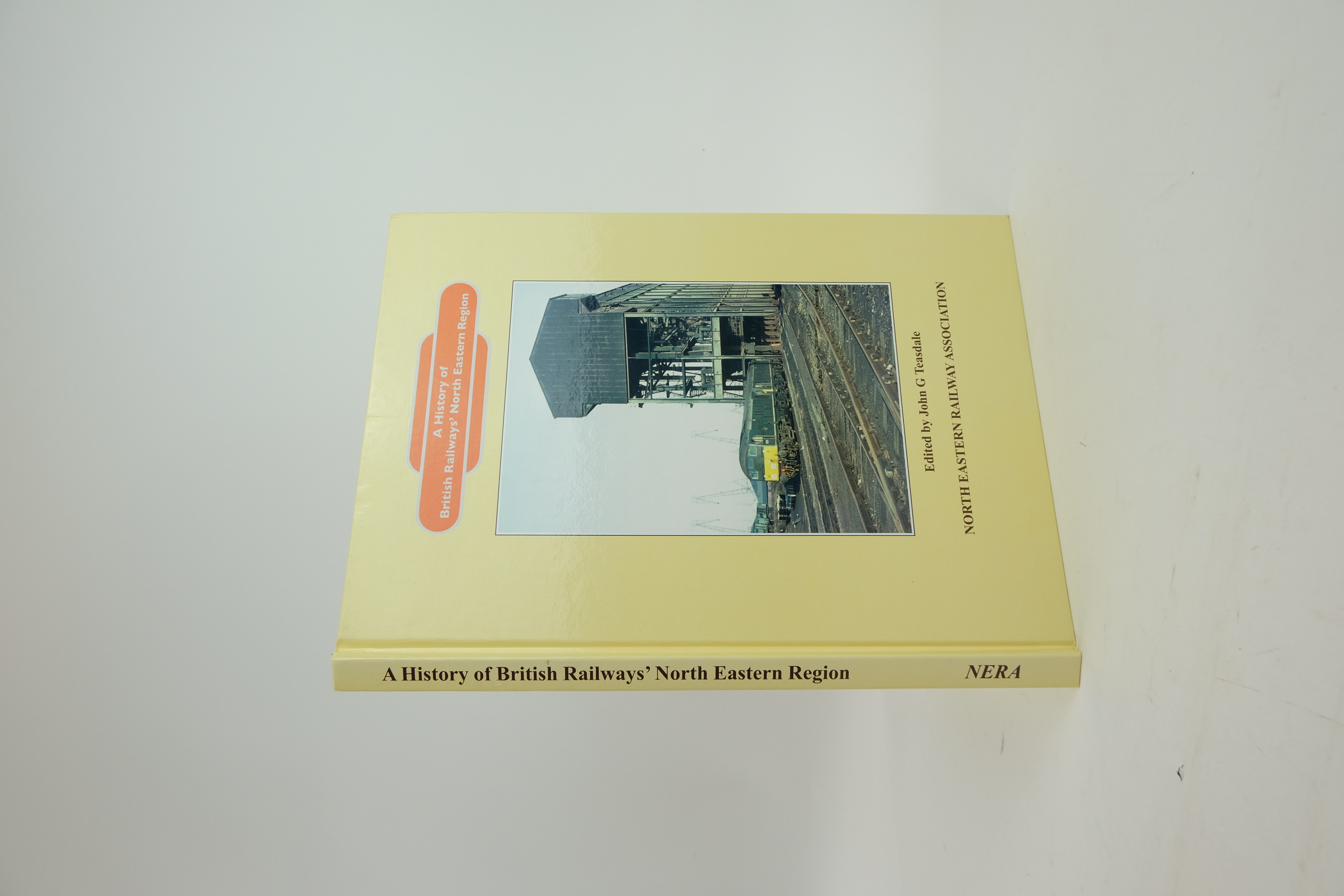 Photo of A HISTORY OF BRITISH RAILWAYS' NORTH EASTERN REGION- Stock Number: 1820382