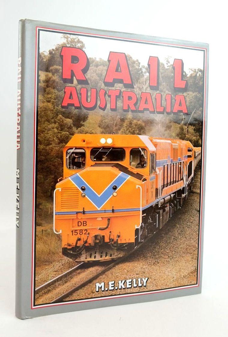 Photo of RAIL AUSTRALIA- Stock Number: 1820389