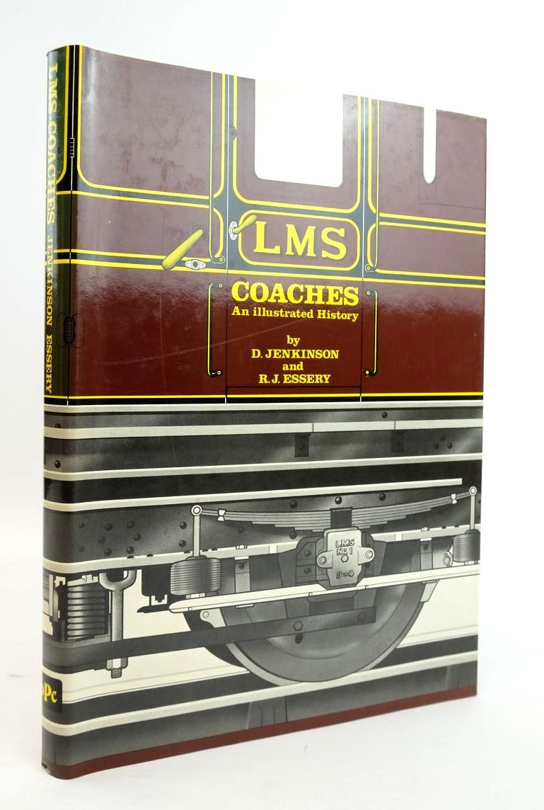 Photo of AN ILLUSTRATED HISTORY OF L.M.S. COACHES 1923-1957- Stock Number: 1820392