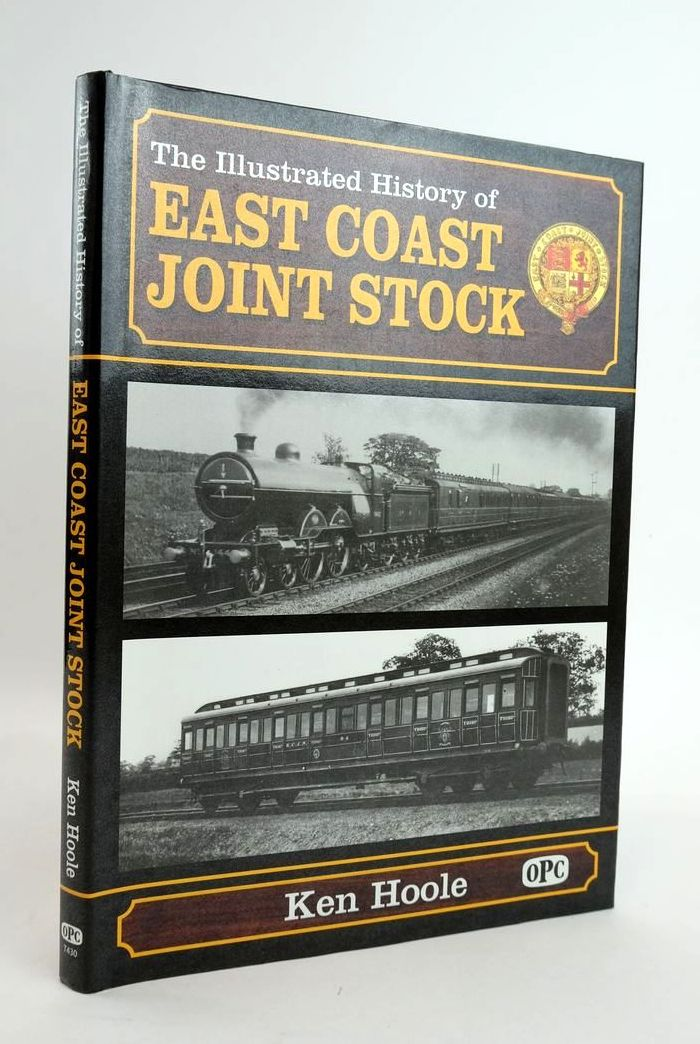 Photo of THE ILLUSTRATED HISTORY OF EAST COAST JOINT STOCK- Stock Number: 1820394