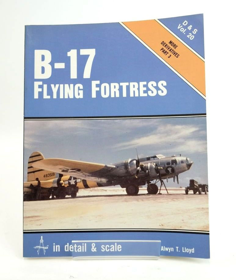 Photo of B-17 FLYING FORTRESS IN DETAIL & SCALE- Stock Number: 1820413