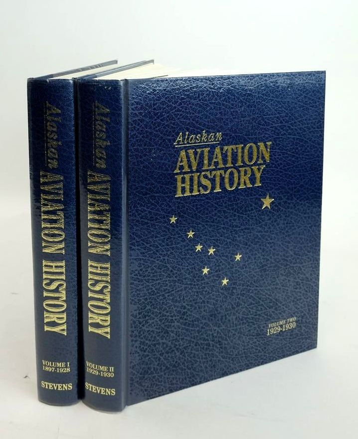 Photo of ALASKAN AVIATION HISTORY (2 VOLUMES)- Stock Number: 1820441