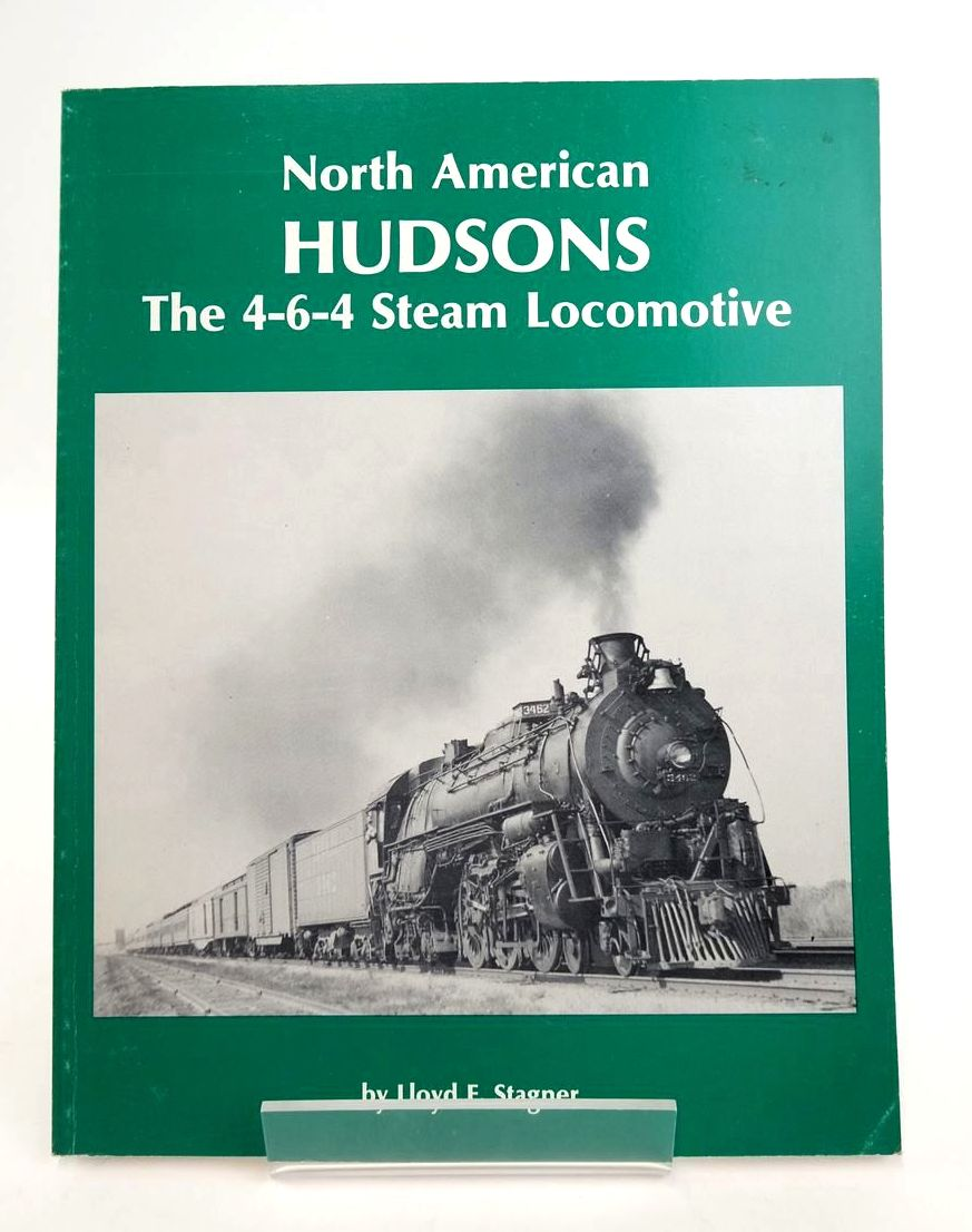Photo of NORTH AMERICAN HUDSONS: THE 4-6-4 STEAM LOCOMOTIVE- Stock Number: 1820442