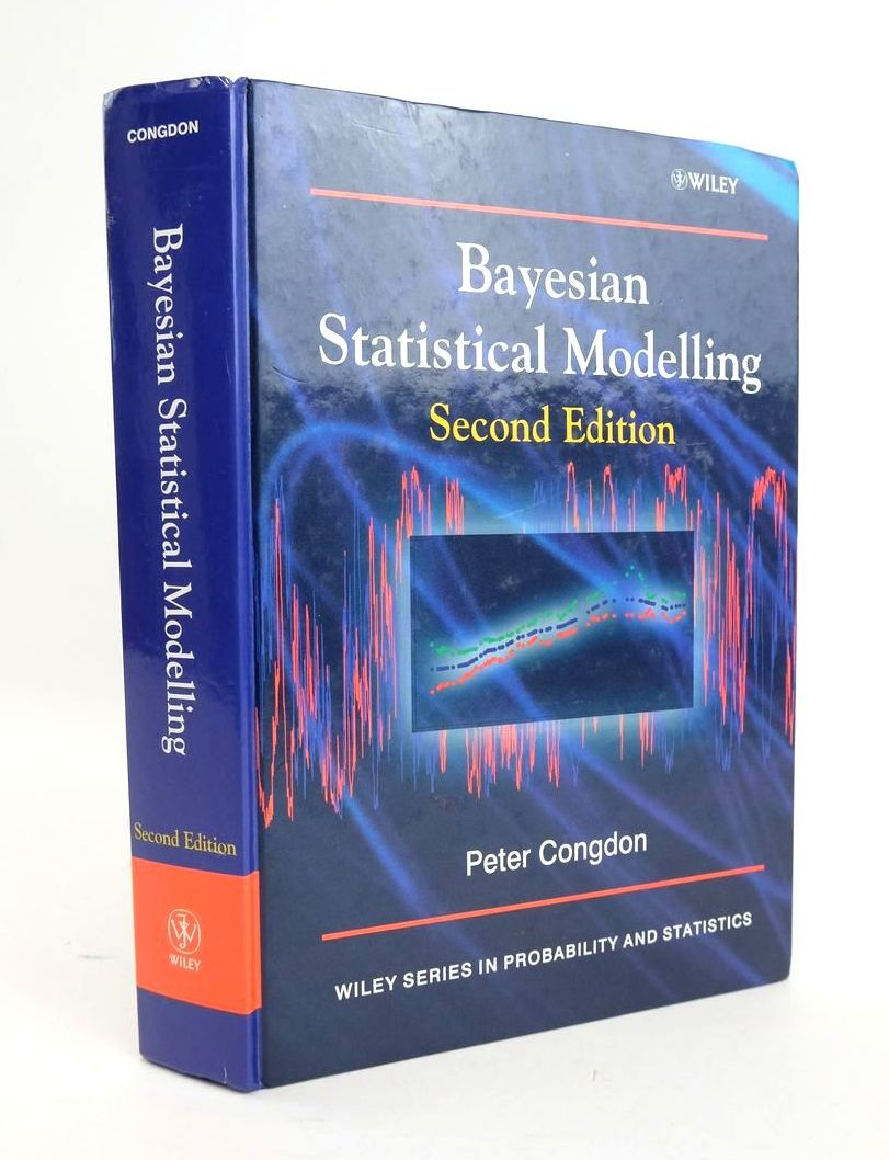 Photo of BAYESIAN STATISTICAL MODELLING written by Congdon, Peter published by John Wiley & Sons (STOCK CODE: 1820464)  for sale by Stella & Rose's Books
