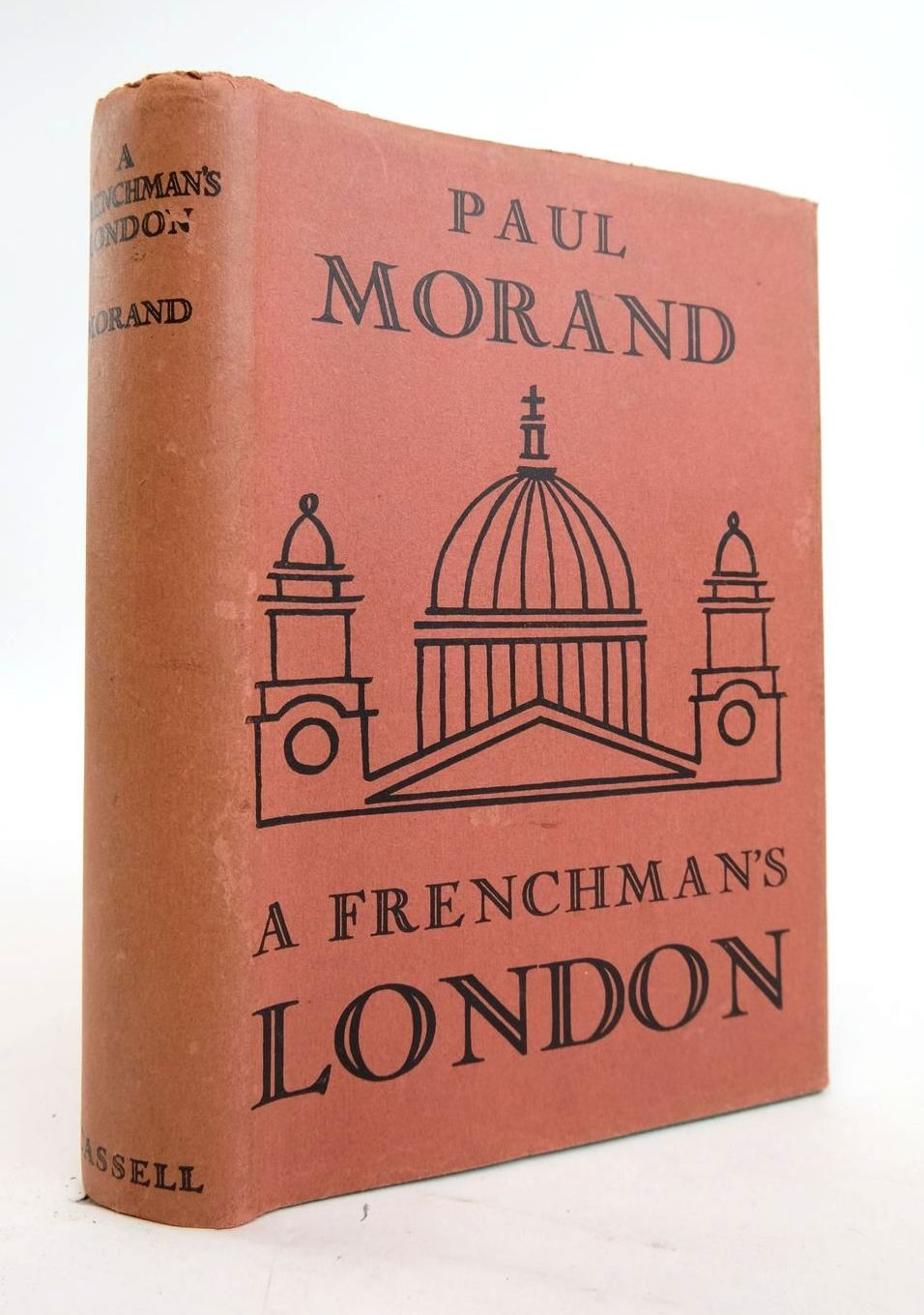 Photo of A FRENCHMAN'S LONDON written by Morand, Paul published by Cassell & Company Limited (STOCK CODE: 1820470)  for sale by Stella & Rose's Books