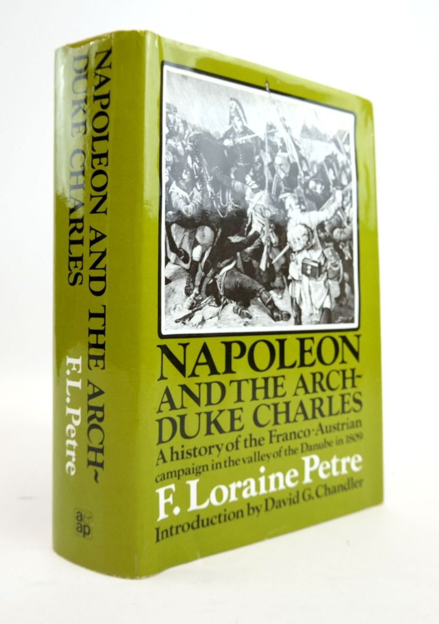 Photo of NAPOLEON & THE ARCHDUKE CHARLES written by Petre, F. Loraine published by Arms & Armour Press (STOCK CODE: 1820490)  for sale by Stella & Rose's Books