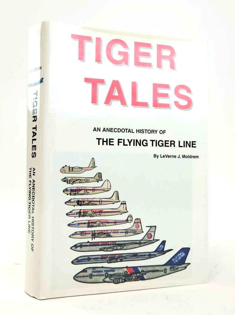 Photo of TIGER TALES written by Moldrem, Leverne J. published by Flying M Press (STOCK CODE: 1820503)  for sale by Stella & Rose's Books
