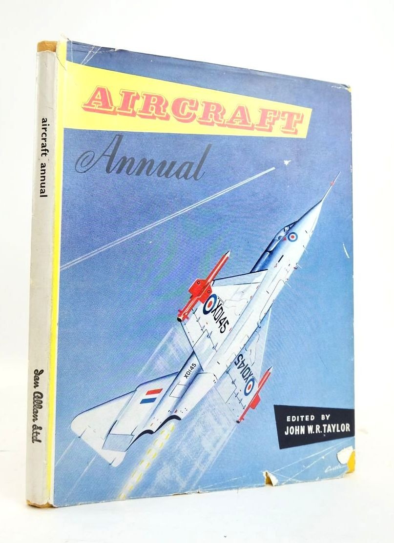 Photo of AIRCRAFT ANNUAL 1959- Stock Number: 1820508