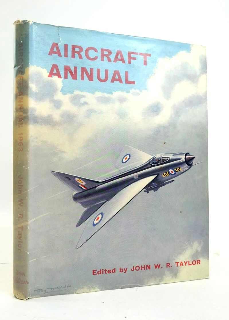 Photo of AIRCRAFT ANNUAL 1963- Stock Number: 1820510