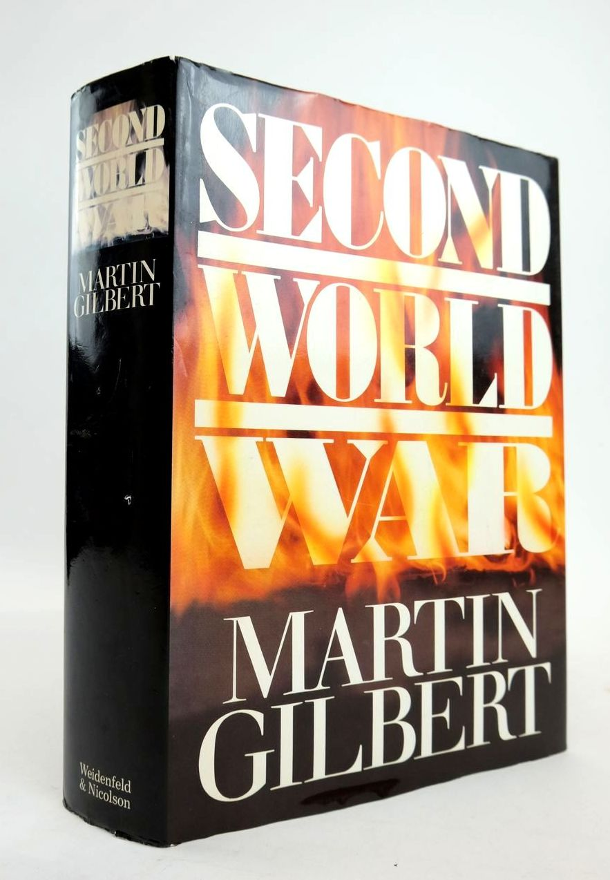 Photo of SECOND WORLD WAR written by Gilbert, Martin published by Weidenfeld and Nicolson (STOCK CODE: 1820512)  for sale by Stella & Rose's Books