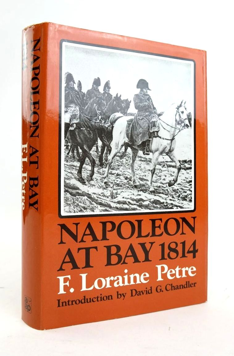 Photo of NAPOLEON AT BAY 1814 written by Petre, F. Loraine published by Arms & Armour Press (STOCK CODE: 1820517)  for sale by Stella & Rose's Books
