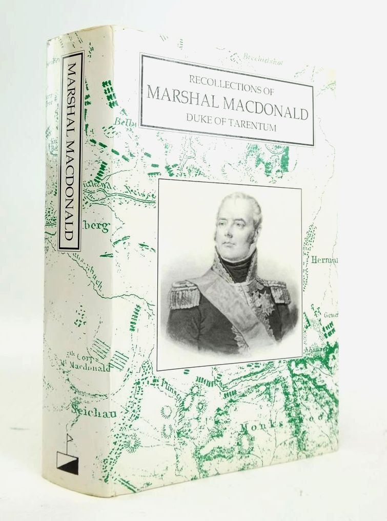 Photo of RECOLLECTIONS OF MARSHAL MACDONALD DUKE OF TAKENTUM written by Rousset, Camille published by Worley Publications (STOCK CODE: 1820518)  for sale by Stella & Rose's Books