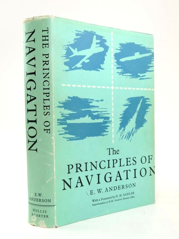 Photo of THE PRINCIPLES OF NAVIGATION- Stock Number: 1820534
