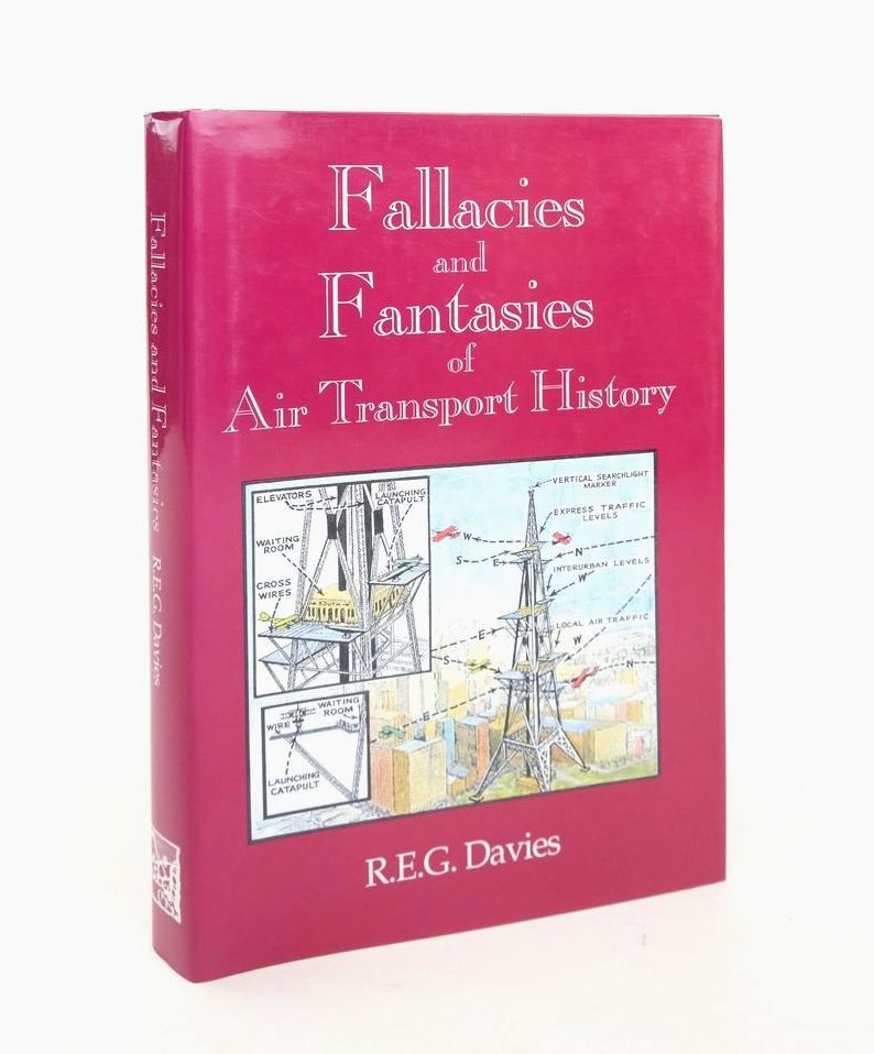 Photo of FALLACIES AND FANTASIES OF AIR TRANSPORT HISTORY written by Davies, R.E.G. published by Paladwr Press (STOCK CODE: 1820535)  for sale by Stella & Rose's Books