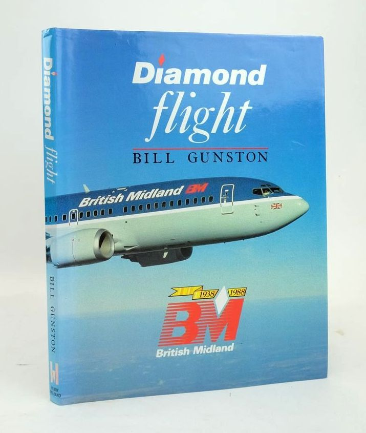 Photo of DIAMOND FLIGHT: THE STORY OF THE BRITISH MIDLAND- Stock Number: 1820546