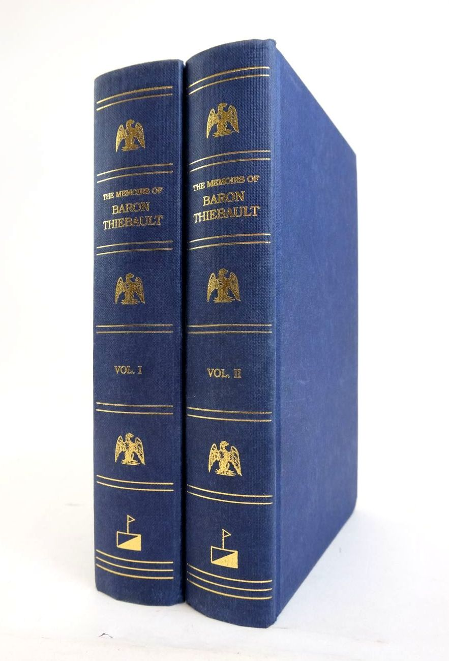 Photo of THE MEMOIRS OF BARON THIEBAULT (2 VOLUMES)- Stock Number: 1820555