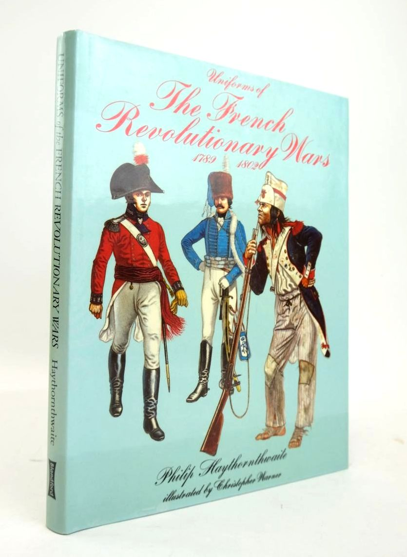 Photo of UNIFORMS OF THE FRENCH REVOLUTIONARY WARS 1789-1802- Stock Number: 1820574