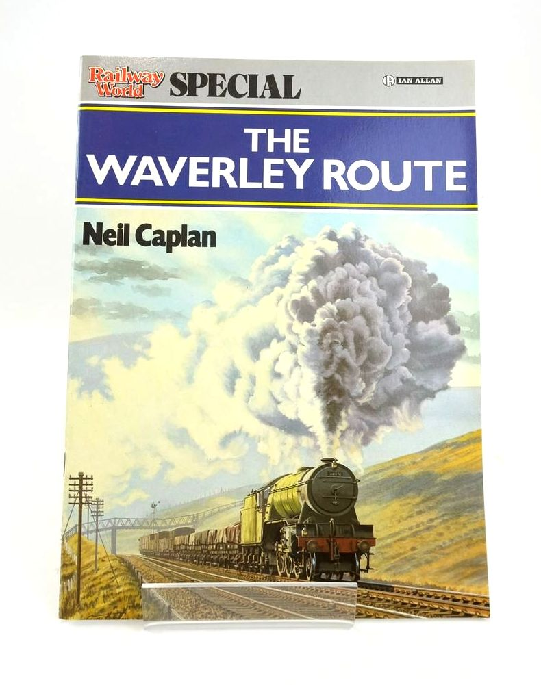 Photo of THE WAVERLEY ROUTE (RAILWAY WORLD SPECIAL)- Stock Number: 1820578