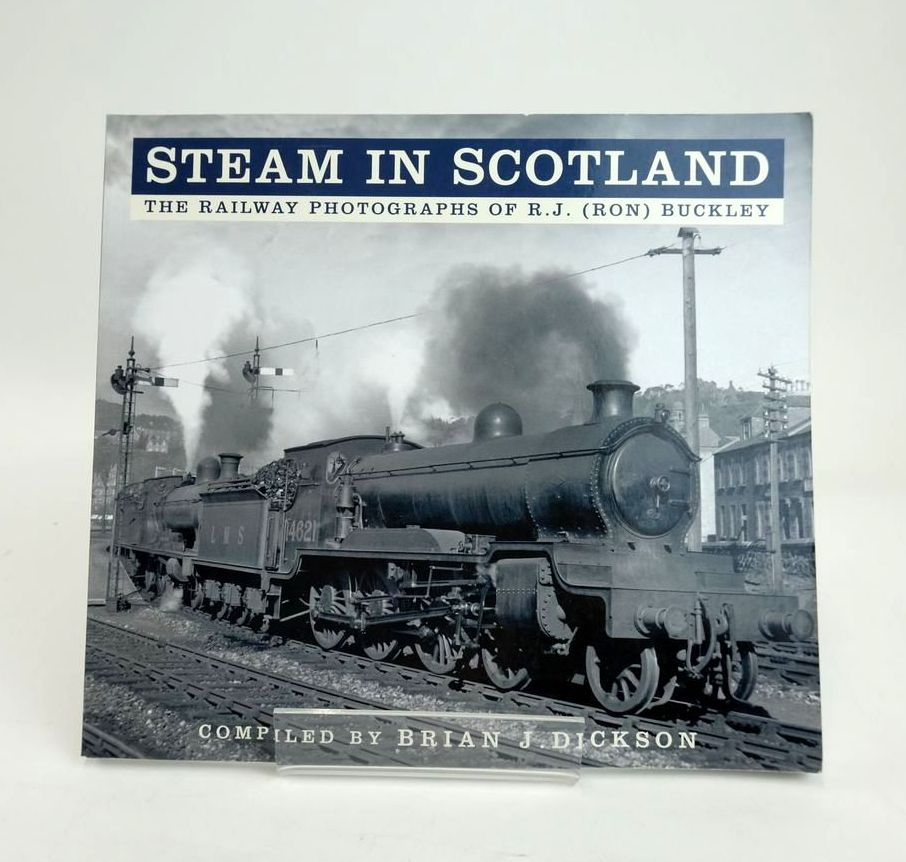 Photo of STEAM IN SCOTLAND: THE RAILWAY PHOTOGRAPHS OF R.J. (RON) BUCKLEY- Stock Number: 1820587