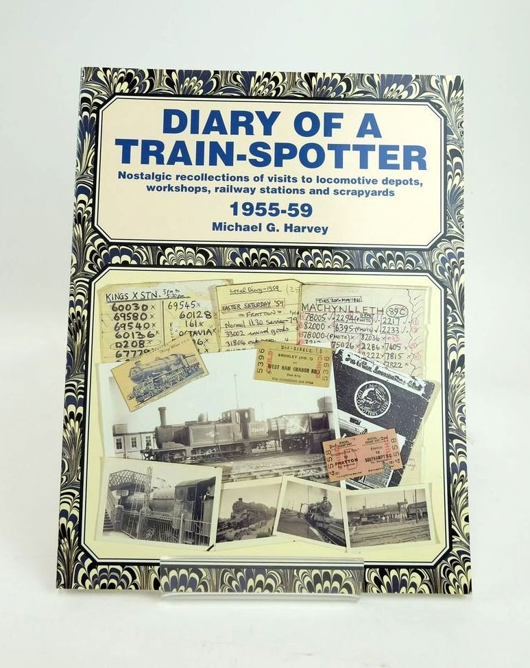 Photo of DIARY OF A TRAIN-SPOTTER VOLUME 1 1955-59- Stock Number: 1820588