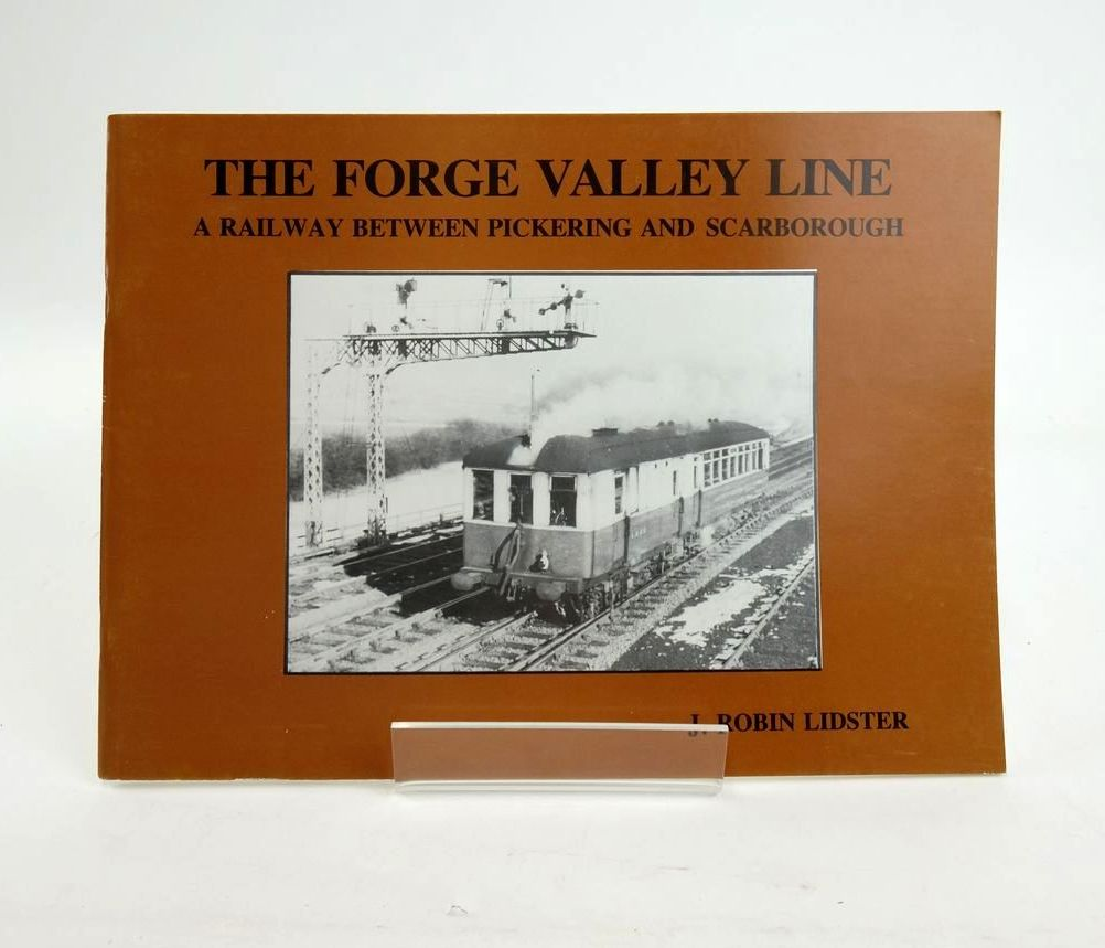 Photo of THE FORGE VALLEY LINE written by Lidster, J. Robin published by Hendon Publishing Co. Ltd. (STOCK CODE: 1820595)  for sale by Stella & Rose's Books