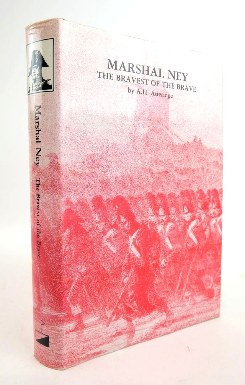 Photo of MARSHAL NEY: THE BRAVEST OF THE BRAVE- Stock Number: 1820607